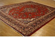 Link to 9' 9 x 11' 11 Shahrbaft Persian Rug