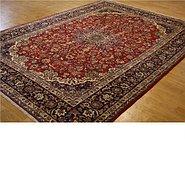 Link to 9' 10 x 13' 3 Isfahan Persian Rug