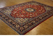 Link to 9' 9 x 13' 11 Isfahan Persian Rug