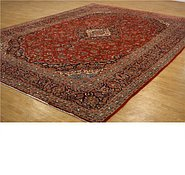Link to 9' 8 x 14' 3 Kashan Persian Rug