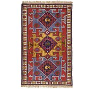 Link to 115cm x 183cm Ghoochan Persian Rug