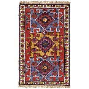 3' 9 x 6' Ghoochan Persian Rug