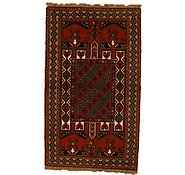 Link to 3' 11 x 6' 7 Ghoochan Persian Rug