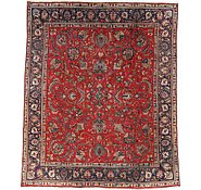 Link to 9' 4 x 11' 6 Tabriz Persian Rug