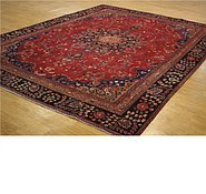 Link to 8' 10 x 11' 11 Mashad Persian Rug