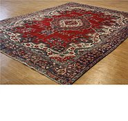 Link to 8' 11 x 12' 6 Tabriz Persian Rug