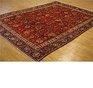 Link to 9' 1 x 12' 4 Tabriz Persian Rug