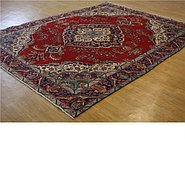 Link to 9' 9 x 12' 4 Tabriz Persian Rug