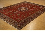 Link to 10' 1 x 13' 2 Tabriz Persian Rug