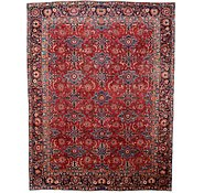 Link to 9' 5 x 11' 11 Mashad Persian Rug