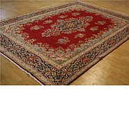 Link to 9' 9 x 13' 8 Kerman Persian Rug