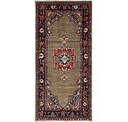 Link to 4' 10 x 10' 6 Koliaei Persian Runner Rug