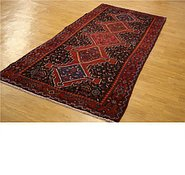 Link to 4' x 9' 1 Bidjar Persian Runner Rug