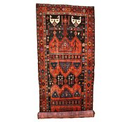 Link to 4' 6 x 11' 9 Koliaei Persian Runner Rug
