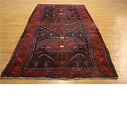 Link to 4' 10 x 11' 9 Sirjan Persian Runner Rug