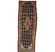 Link to 3' 5 x 10' 3 Hamedan Persian Runner Rug