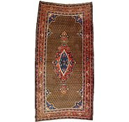 Link to 4' 11 x 10' 5 Koliaei Persian Runner Rug