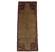 Link to 3' 5 x 8' 2 Koliaei Persian Runner Rug