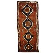 Link to 3' 10 x 11' 7 Shiraz-Lori Persian Runner Rug