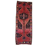 Link to 3' 7 x 9' 2 Shiraz-Lori Persian Runner Rug