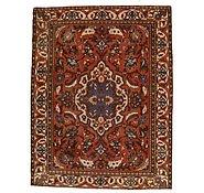 Link to 5' x 6' 6 Mobarakeh Persian Rug