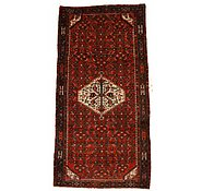 Link to 5' 2 x 9' 10 Hossainabad Persian Rug