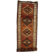 Link to 4' 2 x 14' 5 Shiraz-Lori Persian Runner Rug