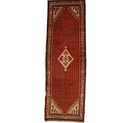 Link to 3' 3 x 10' 4 Farahan Persian Runner Rug