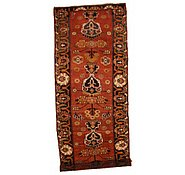 Link to 4' 4 x 12' Shiraz-Lori Persian Runner Rug