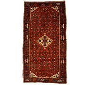 Link to 5' 1 x 9' 7 Hossainabad Persian Runner Rug
