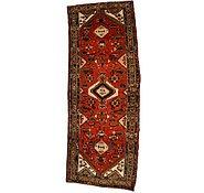 Link to 3' 6 x 9' 2 Khamseh Persian Runner Rug