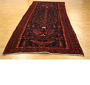 Link to 4' 8 x 12' 6 Sirjan Persian Runner Rug