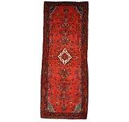 Link to 4' 2 x 10' 10 Hamedan Persian Runner Rug
