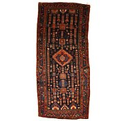 Link to 4' 3 x 10' Zanjan Persian Runner Rug