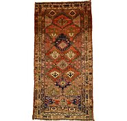 Link to 5' 1 x 10' Shiraz Persian Runner Rug