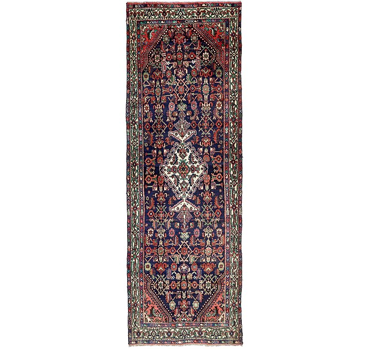 3' 8 x 10' 8 Darjazin Persian Runner...