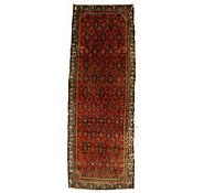 Link to 3' 3 x 9' 2 Hossainabad Persian Runner Rug