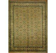 Link to 9' 11 x 13' Farahan Persian Rug