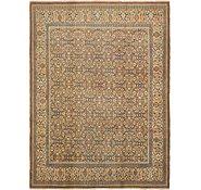Link to 10' 1 x 13' 2 Farahan Persian Rug
