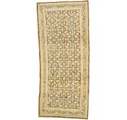 Link to 4' 10 x 11' Farahan Persian Runner Rug