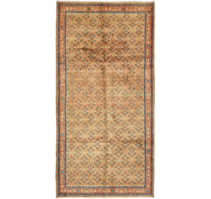 5' 4 x 10' 4 Farahan Persian Rug