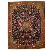Link to 8' 4 x 10' 9 Heriz Persian Rug