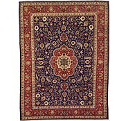 Link to 9' 11 x 13' 2 Tabriz Persian Rug