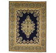 Link to 9' 10 x 13' 3 Kerman Persian Rug