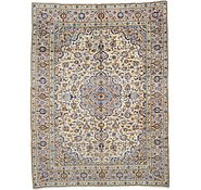 Link to 9' 8 x 13' 1 Kashan Persian Rug