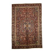 Link to 10' 8 x 15' 11 Birjand Persian Rug