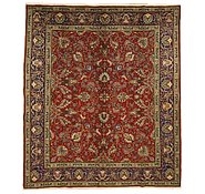 Link to 9' 7 x 11' 1 Tabriz Persian Rug
