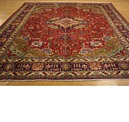 Link to 10' 1 x 13' 1 Tabriz Persian Rug