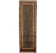 Link to 3' 7 x 10' 4 Farahan Persian Runner Rug