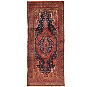 Link to 4' 3 x 9' 10 Hamedan Persian Runner Rug